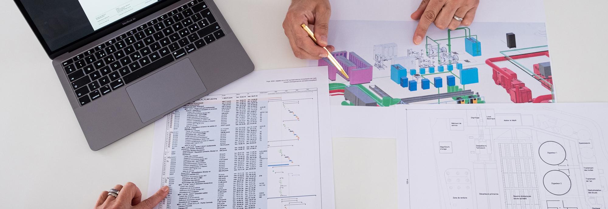maîtrise d'ouvrage, maître d'ouvrage, maître d'oeuvre, mch-consultants, élaboration cahiers des charges, suivi des budget et des coûts, application de la réglementation, respect des délais