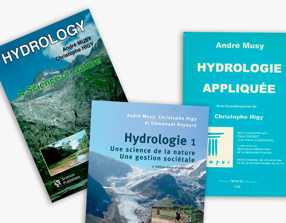 Hydrologie, Christophe Higy, mch-consultants, publications, ingénieurs conseils